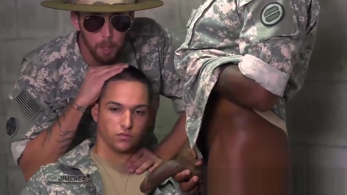 Soldier gets fucked in the asshole by another big dick soldi Annabella nude sciorra