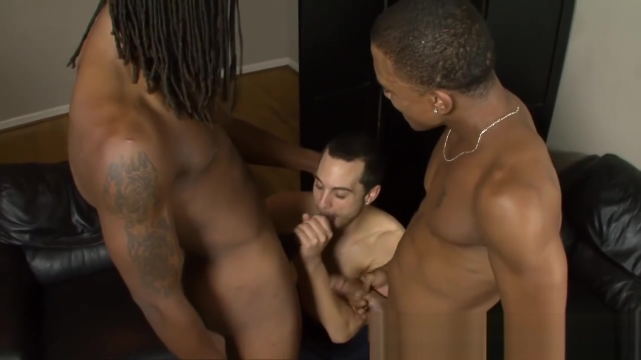 Vinnie Tuscano Having A Fun Time With Black Guys shemale tranny masturbation cum