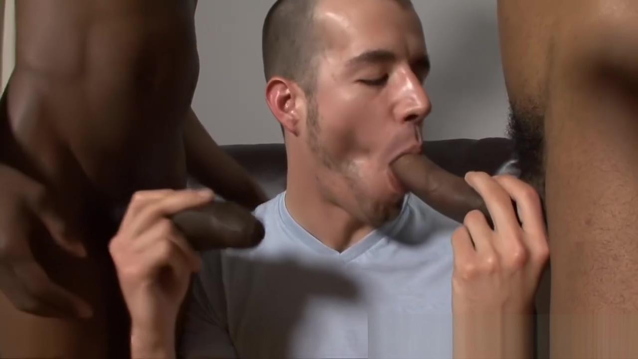 Brenden Shaw Tries Interracial Sex With Two Black Guys how to restrict porn sites