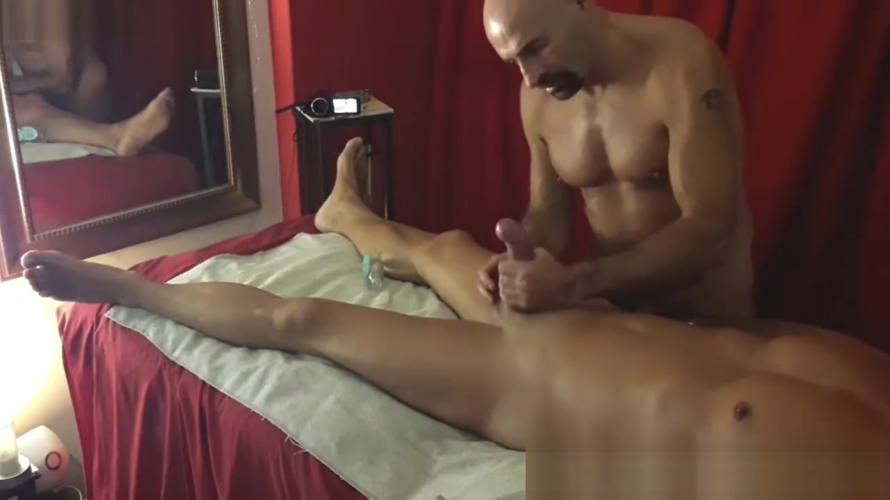 FUCKING IN MASSAGE GAY How do i get rid of an erection