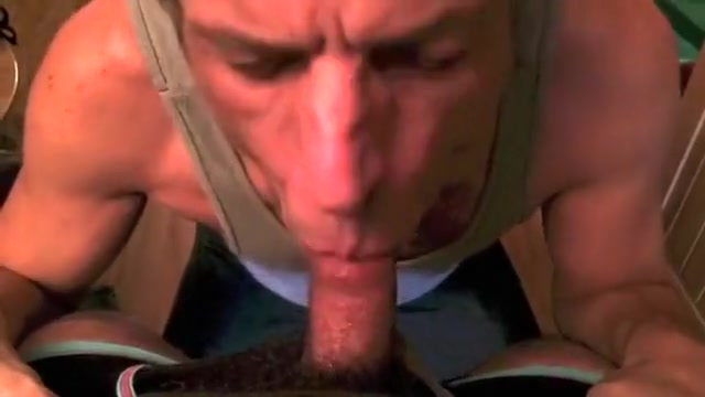 46 year old boyfrend sucks me off and swallows Anal Reverse Slave