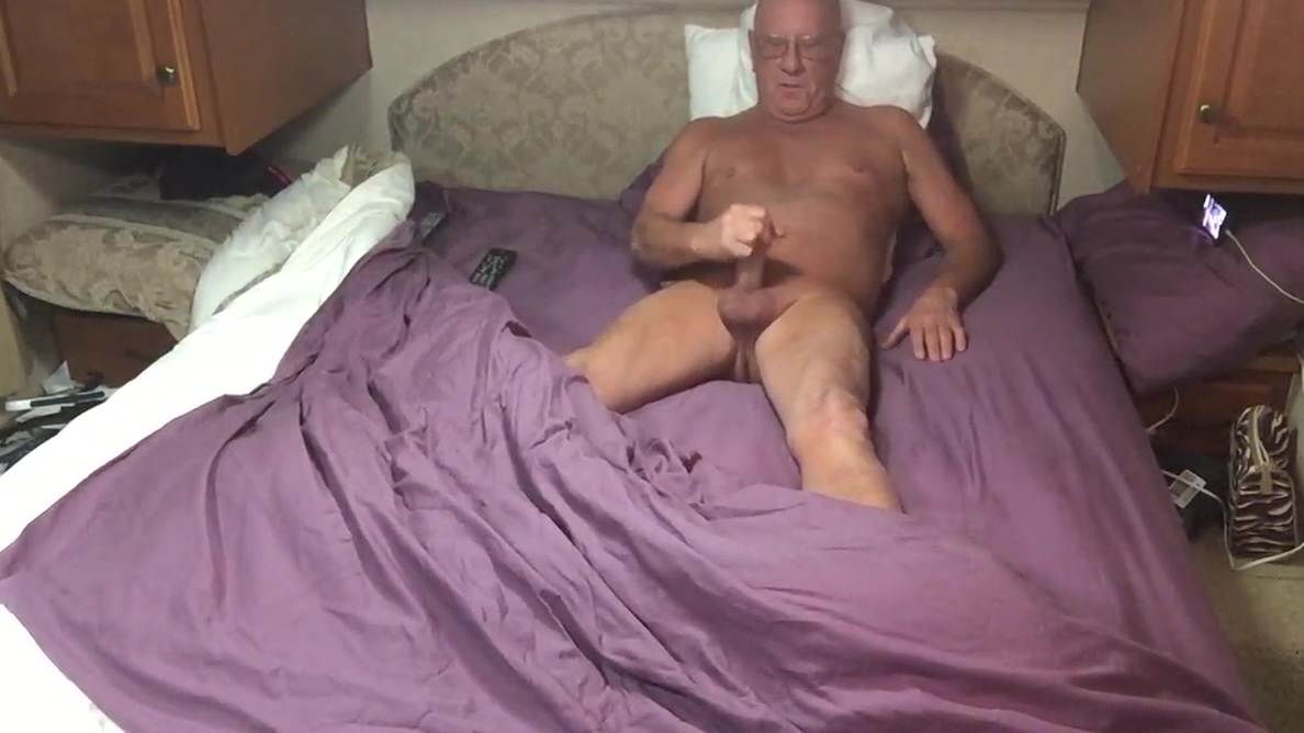 Grandpa Masturbating again while out of town Largest white natural boobs