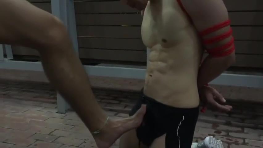 bdsm pissing Huge fake black tits