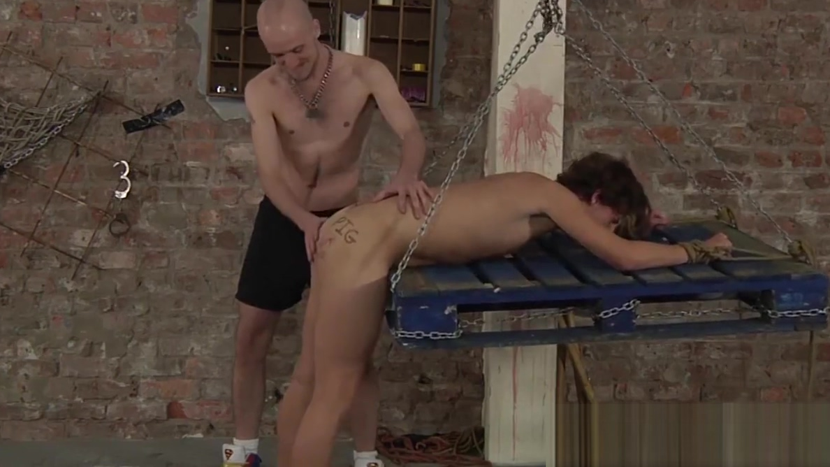 Slutty twink Casper Ellis ass domination and BDSM cumshot Free Bdsm Videos Net
