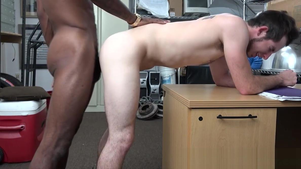 Horny stud getting interracial anal fuck Femdom crossed legs boots