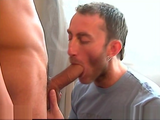 Sucking the huge cock of that guy in spite of him ! skinny blonde irish girl porn