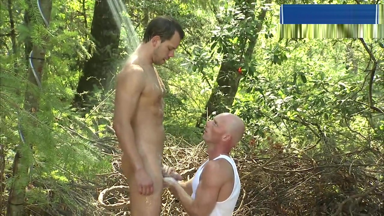 Peace Officer Blows Hunk in Outdoor Shower Best ebony mine skyrim