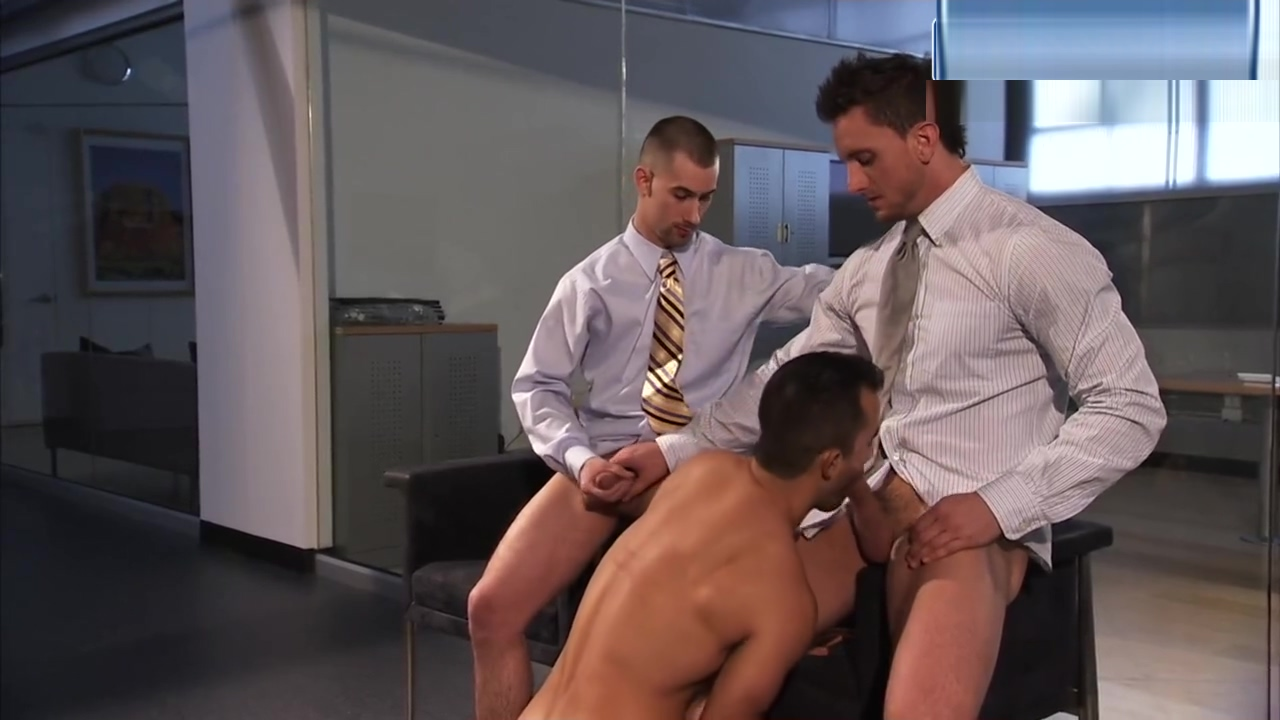 Gay Threesome In The Office Describing myself for a hookup site examples