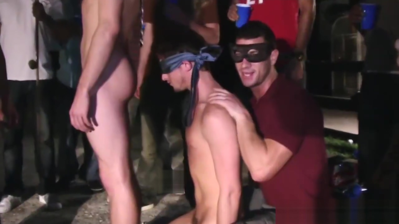 Straight college twink cumdrenched during hazing Settling Differences