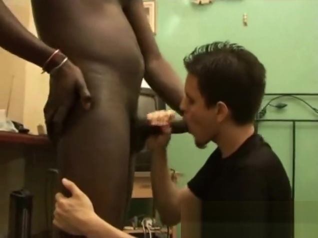 Straight guy getting fucked by a black dick after sucking Movie Sex Free Video