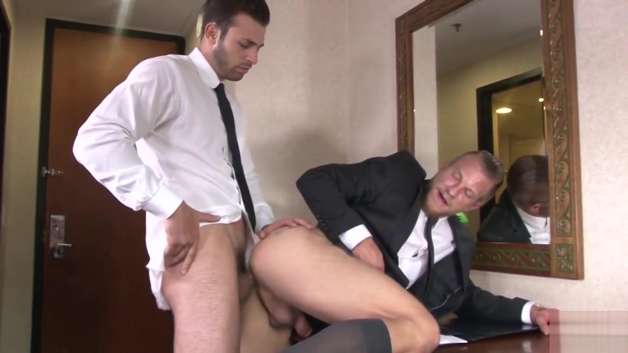 Jarec Wentworth & Jaxon Colt � Executive Suite Part 3 free double penetration anal movies