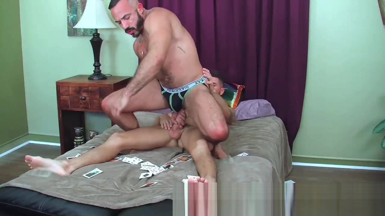Anthony Rex Rails Alessio Romero subliminal you want a man to fuck you