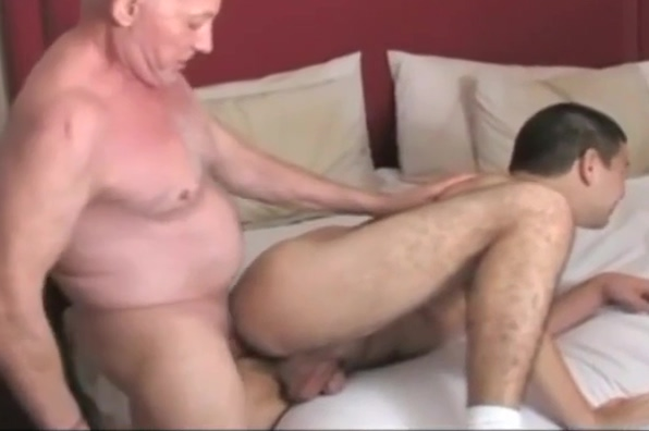 old man and boyfriend Bbw and banana
