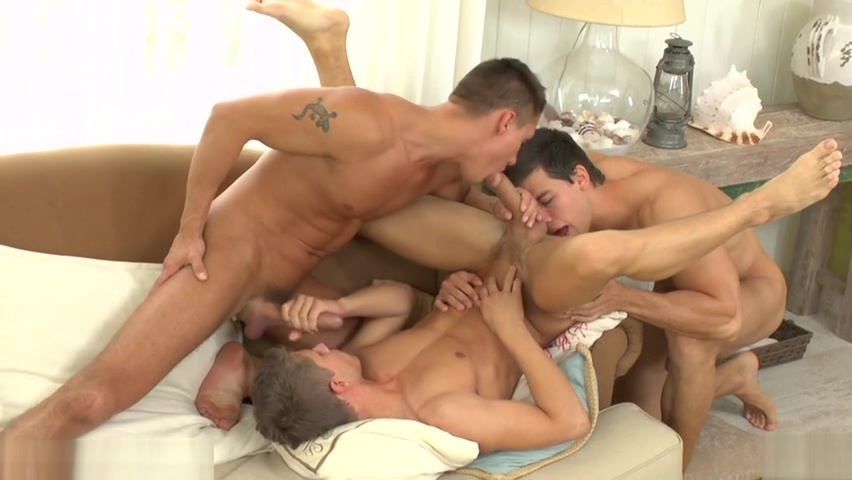 Kris, Jack, Vadim Best friends test pua