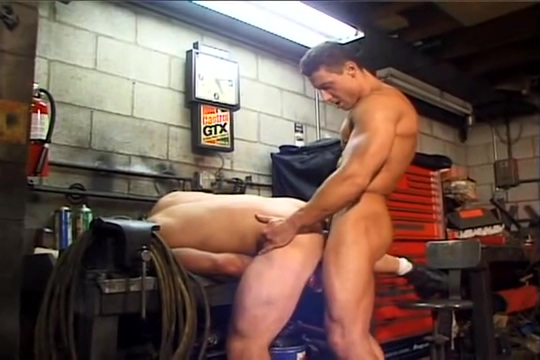 Hard Mechanics 2 fucked and bound devon lee bdsm