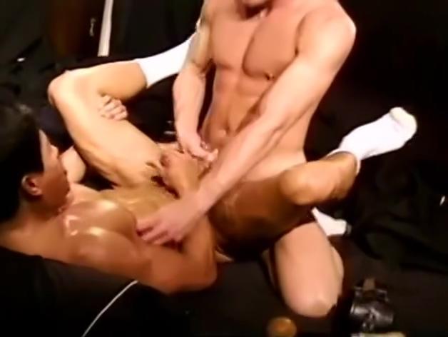 Red head muscle fucks Asian in CBT vid. cum shot vid clips