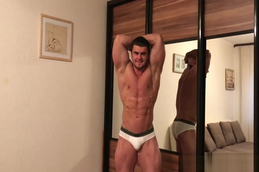 Exotic adult clip homosexual Muscle check , its amazing Muscle secretary