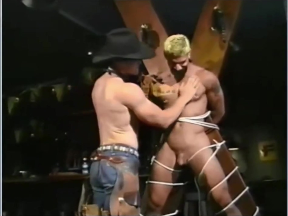 Cowboy has a slave White slaves for black trannys video