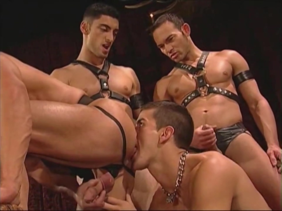 leather foursome Ful Hd Jangal
