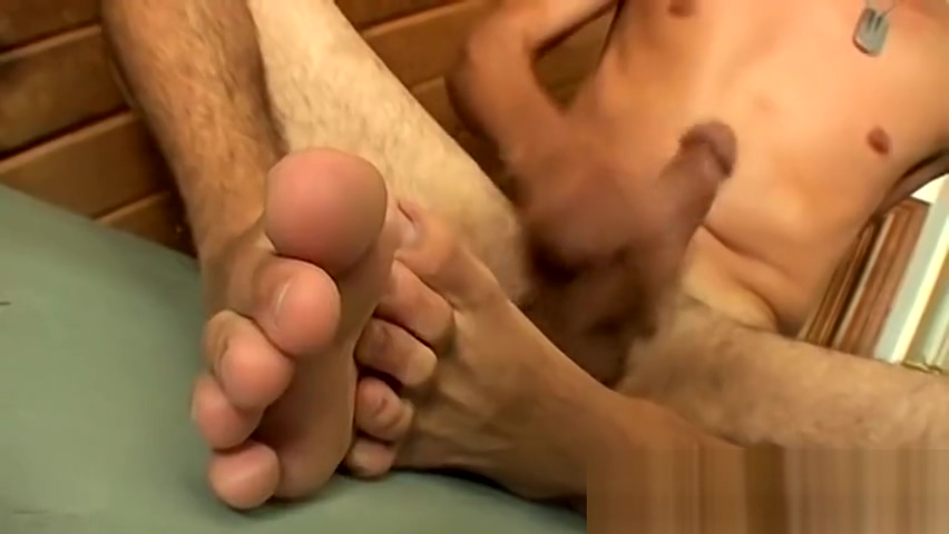 Cute tan white guy gay porn first time A Big Load Over His Feet;Jessie is Tiny tits girls fucking amateur animated gif