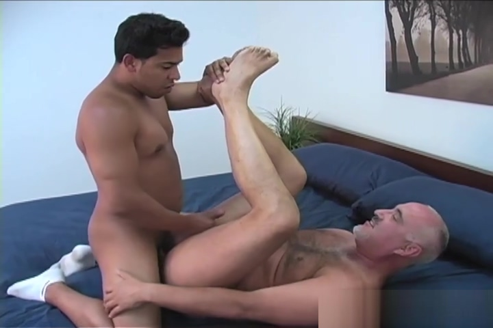 Lorenzo Marino Jake Behind black cock from