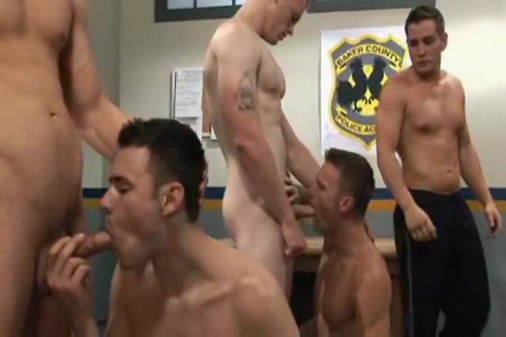 Police Academy Gangbang love xxx video download