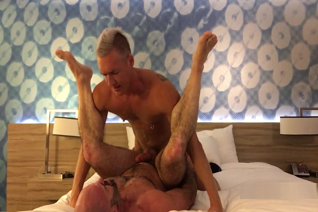 Bishop Angus and Muscle Punk Black cock whore training