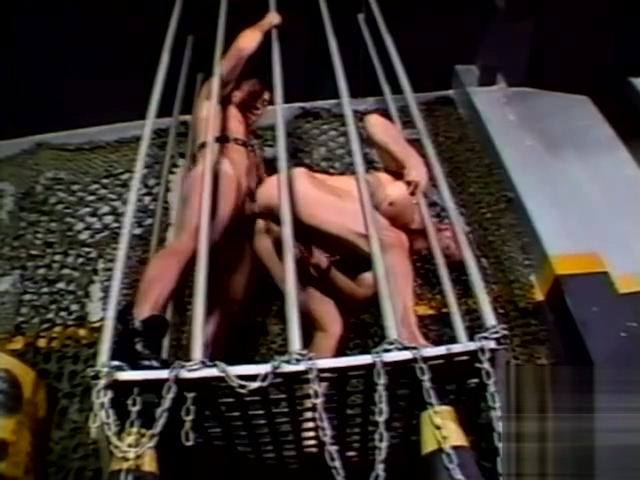 Brazilians Oral Play Inside A Cage Naked dancing sex party