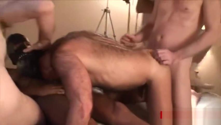 Gay Bear Gang-banged Raw Asian bum pics