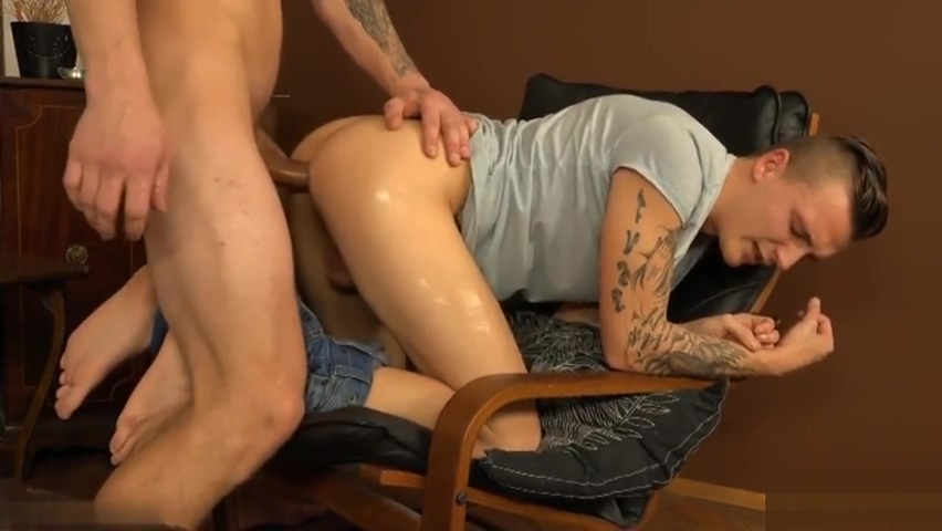 Muscle gay dp with creampie Stuttering and marriage