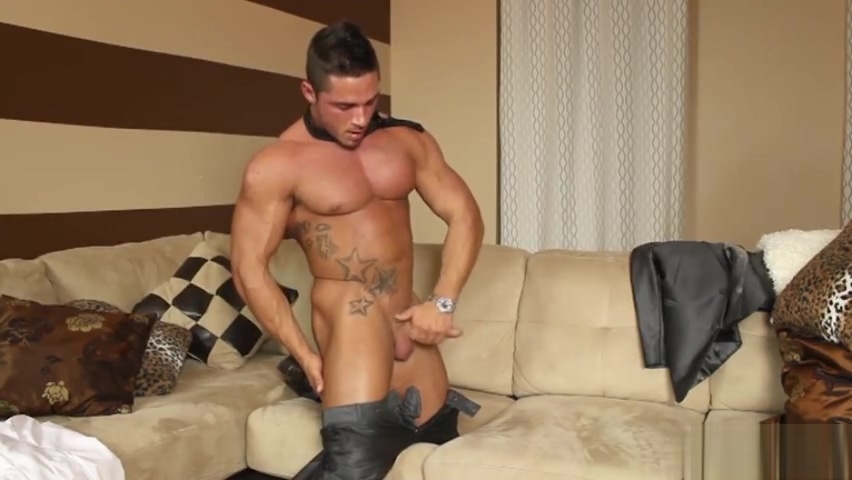 Muscle gay rimjob and cumshot scream and cream tgp