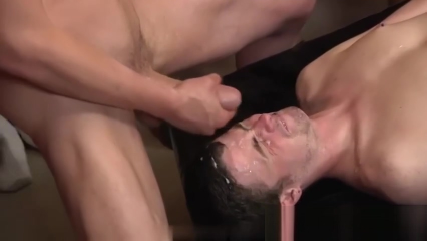 Free gay men porn without sighing first time Gorgeous studs enjoy Sean Girl sex simulator