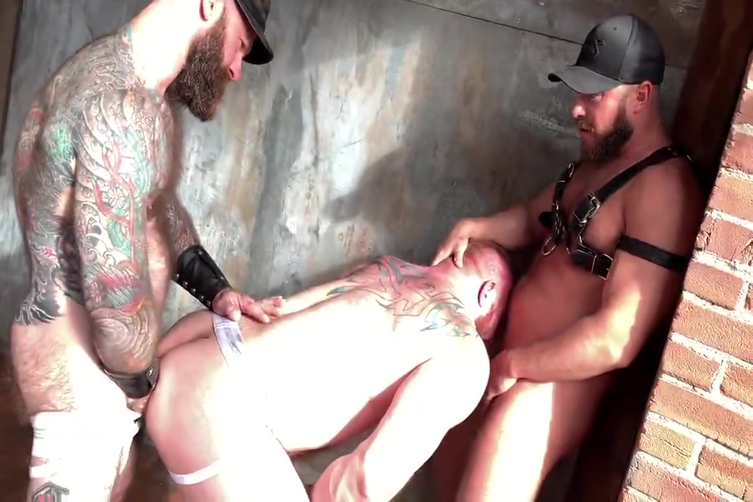 Fucking Hostile with Jack Dixon Johnny Ryder Eisen Loch Candid milf in jeans with nice ass