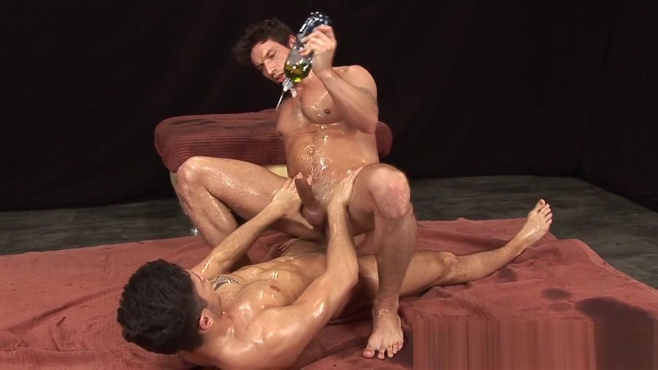 Czech series - Rudy Bodlak and Rado Zuska RAW porn star work out