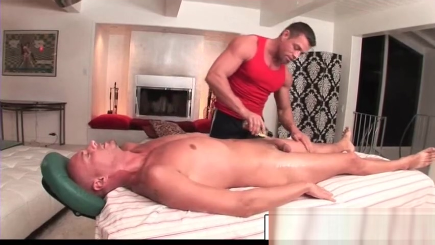 Gay gets cock massaged Free online dating for seniors