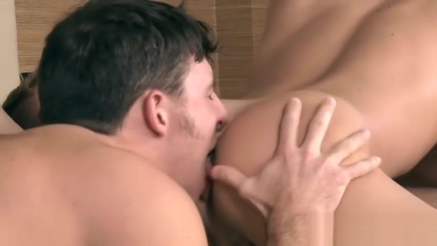 Brett, Patrick and Reese gay threesome part5 Pov Cumshot Porn
