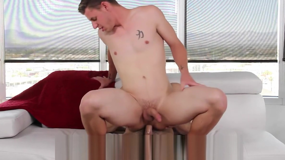GayCastings First time porn tryout for Rickey Silver Pregnant and big boobs