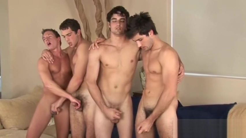 Super hot studs in gay foursome porn part2 black and yellow heart layout