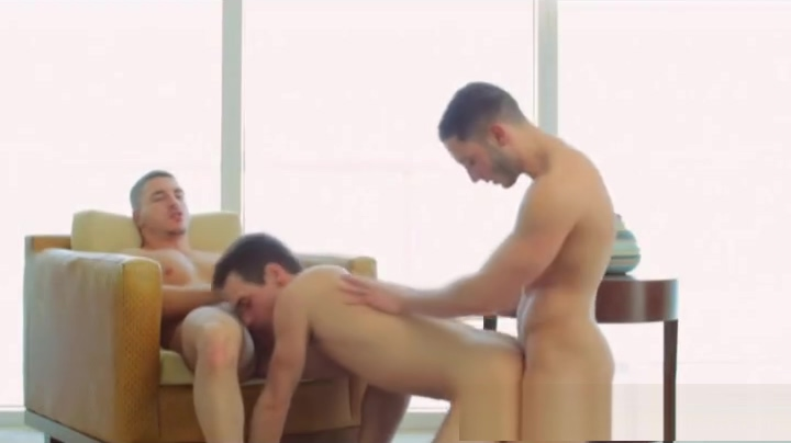 Hot all cock threesome as by ginger hentai told