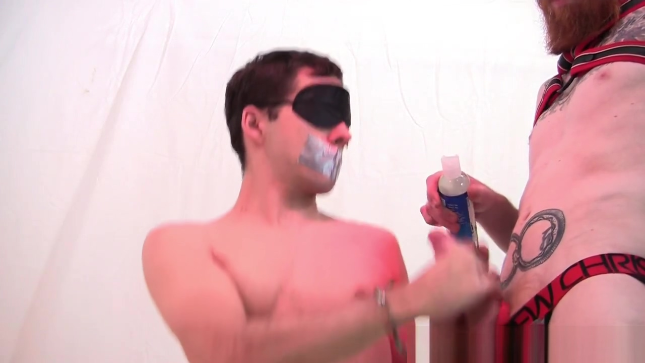 Dom Ty Whips, Blindfolds, Cuffs and Fucks Marcus Rivers sex positions in movies