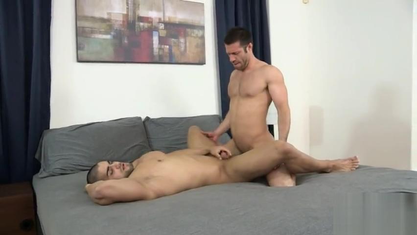 Tristan Jaxx fucks Angelo Antonio small erect penis tumblr