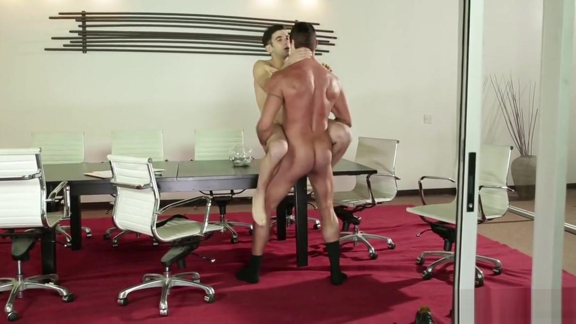 Nick Capra fucks with his coworker Andy Banks hd mature deep throat