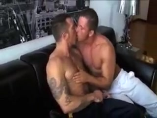 Beefy tattooed chaps ass drilling. videos of gay girls having normal sex