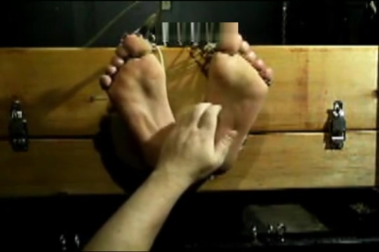 Tickle 100 - II Re- Mastered Ebony naked creampie