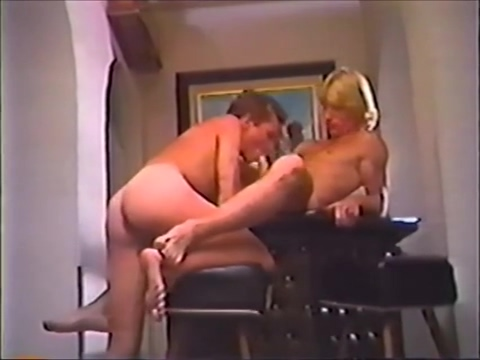 Bad Boys 7 Angelique a french blonde mature fucked outdoor