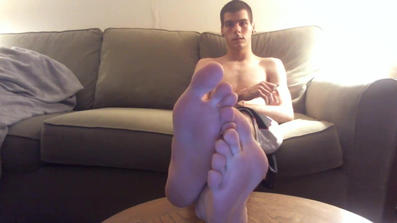 jock feet smoke cruelty party video porn