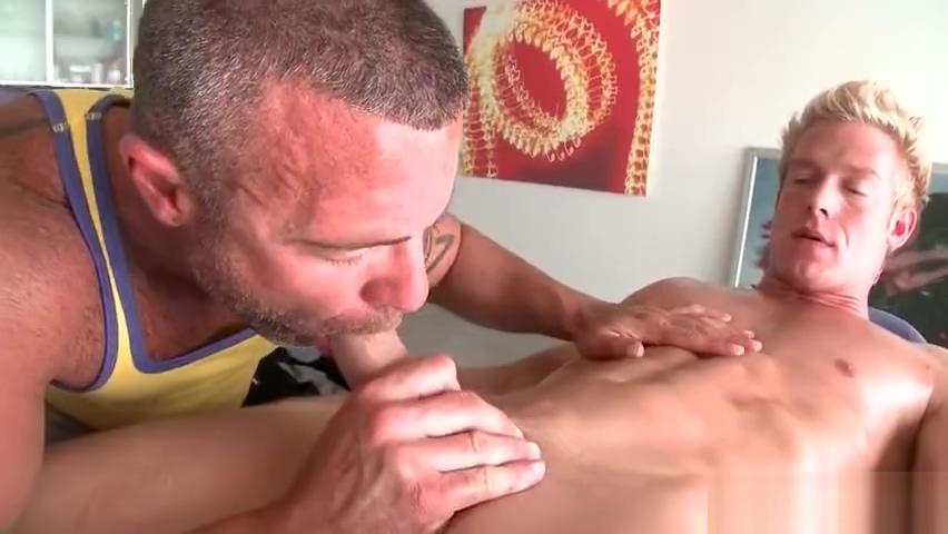 Blond stud gets his balls licked part4 Single hottie in Oakville