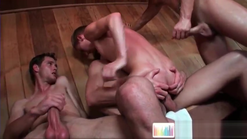 Ashton parker in amazing gay foursome part3 Find girls com