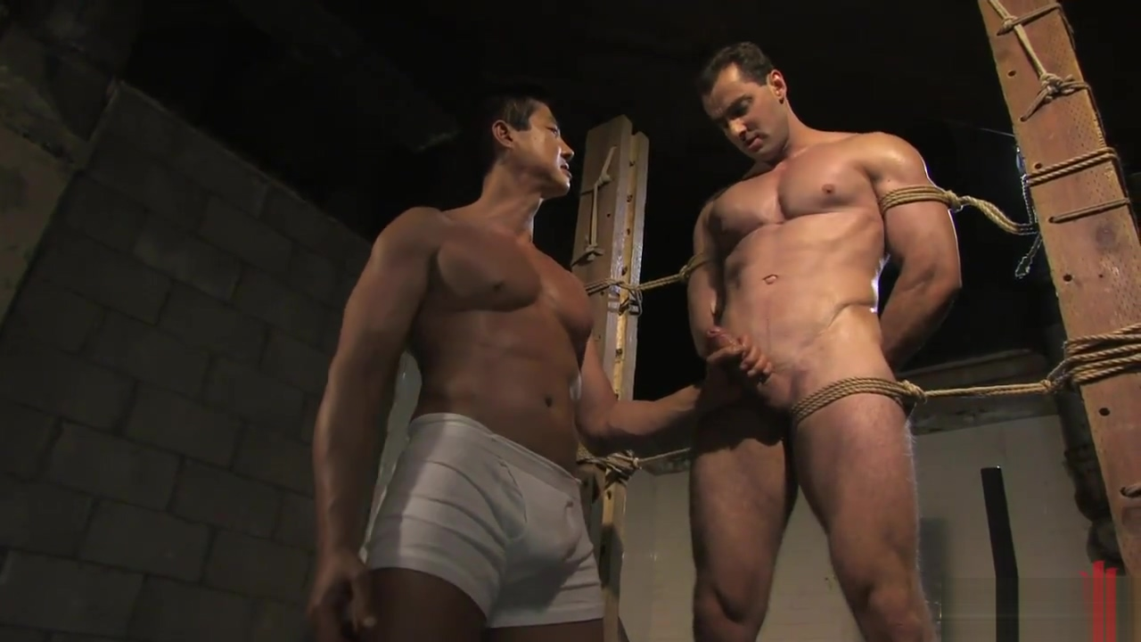 THE STRAIGHT BODYBUILDER Gay Video Tumblr Asian