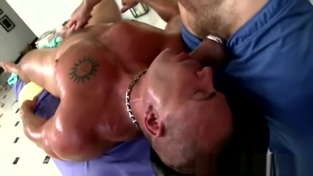 Gay straight oil massage blowjobs Tickle me to death